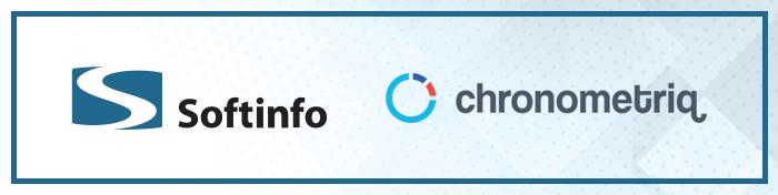 Logo Partenariat softinfo chronometriq